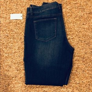 Style & Co Jeans - Style & Co. Studded Skinny Jeans